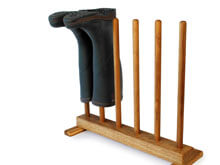welly boot racks and stands