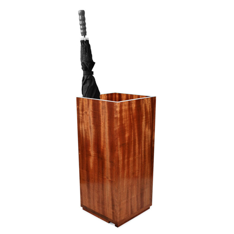 Mahogany Umbrella Stand