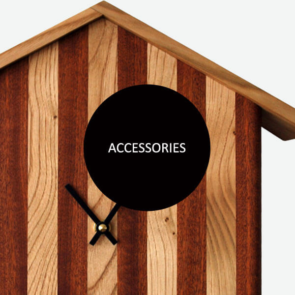 Wooden gifts and accessories