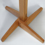 Oak Coat Stand photo